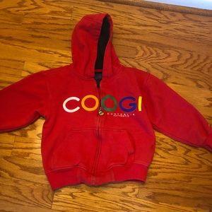 Coogi kids sweatshirt